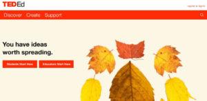 منصة تيد للتعليم ted-ed