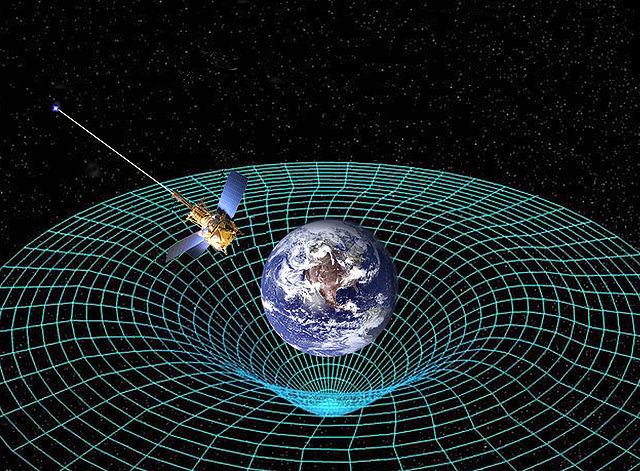 الجاذبية ( اينشتاين ) - النسبية العامة